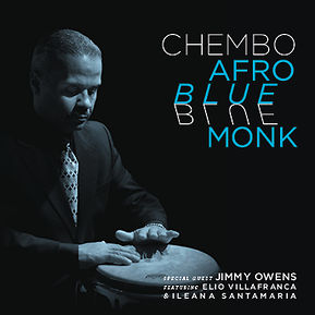 Afro Blue Monk Cover